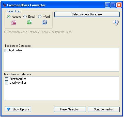 Office 2016 RibbonCreator – CommandBars Converter